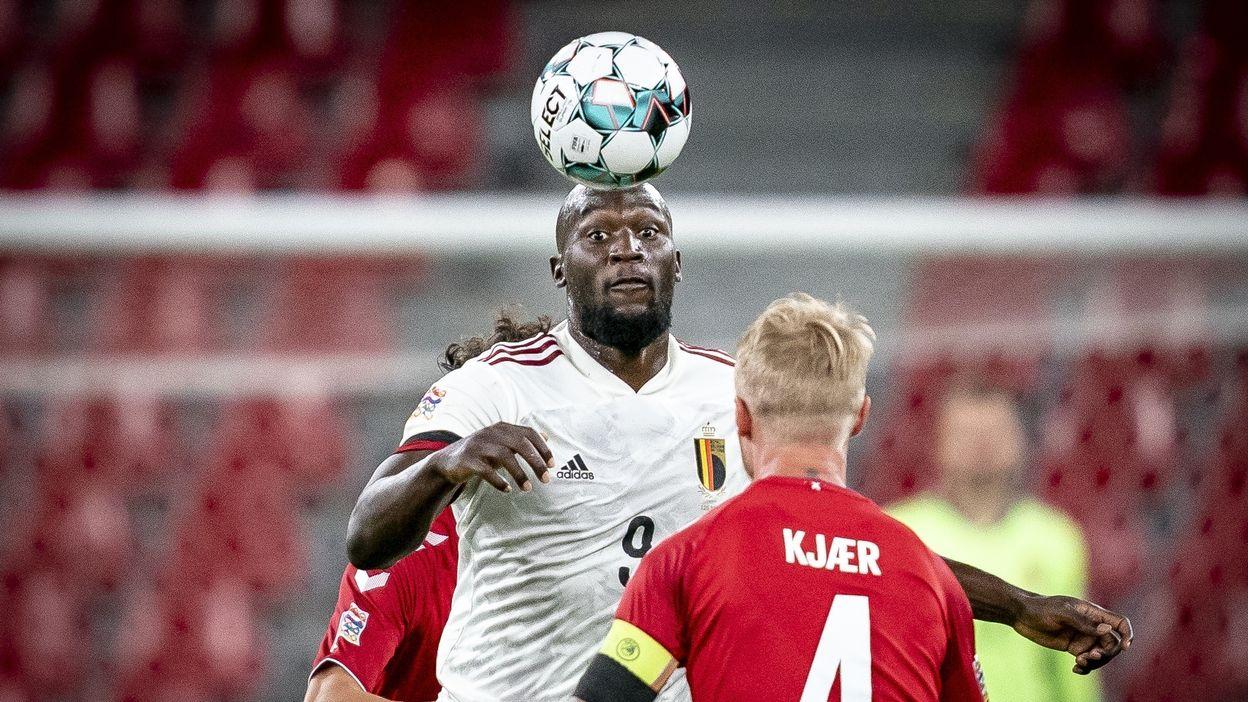 Danemark - Belgique : 05 septembre 2020 (0-2)
