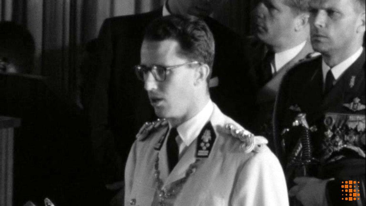 30 juin 1960 : le discours du Roi Baudouin