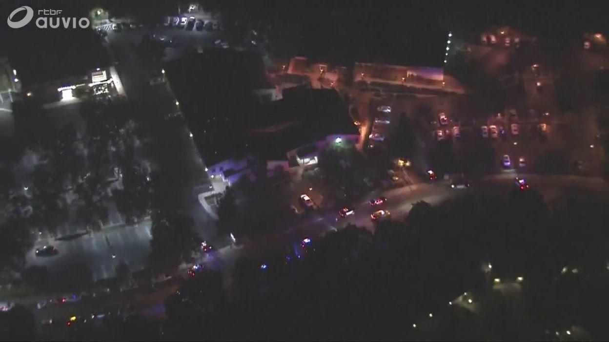 Fusillade dans un bar en Californie : intervention de la police