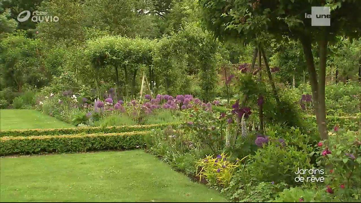 Les Jardins De Reve De Luc Noel En Angleterre West Green House The Manor House 24 40