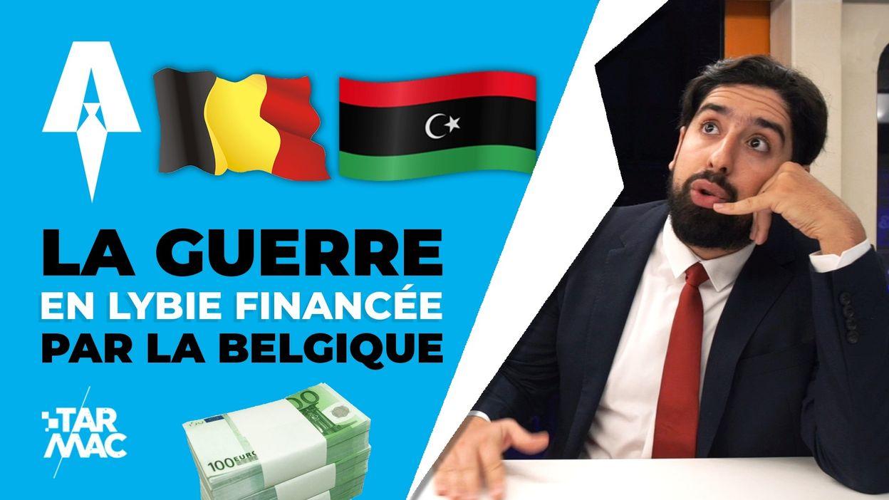 Abdel en Live / La guerre en Libye financée par la Belgique ?