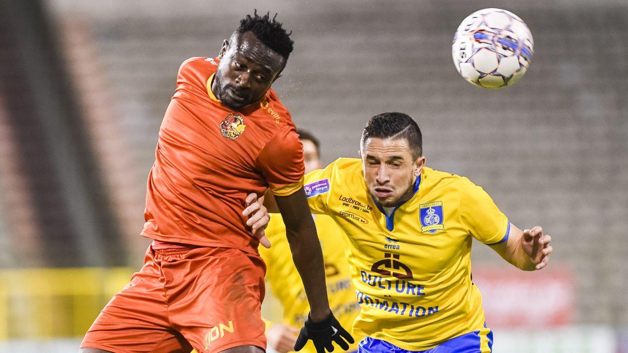 Les buts de Union Saint-Gilloise - Tubize (1-1)