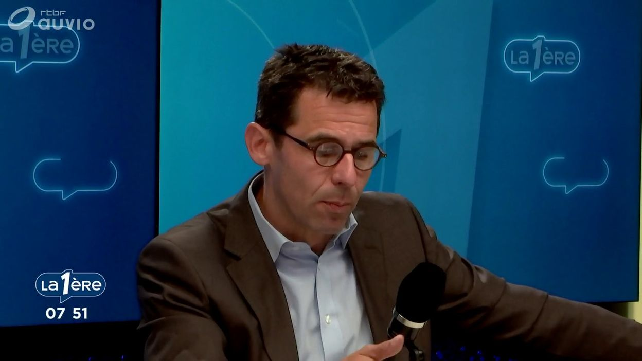 L'invité de Matin Première : Jean-Marc Nollet, coprésident d'Ecolo.