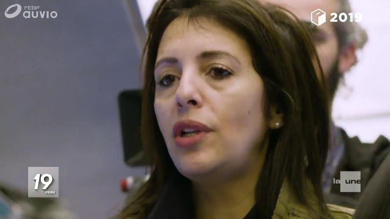 En train, citoyens : Zakia Khattabi