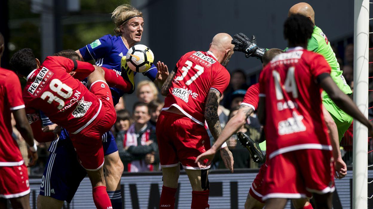 Antwerp - Anderlecht : Le résumé