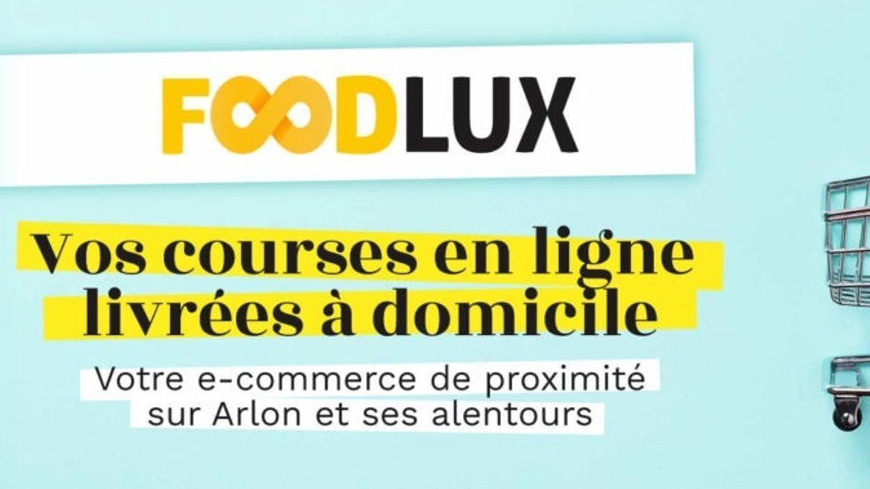 Foodlux : la première épicerie en ligne de la province de Luxembourg