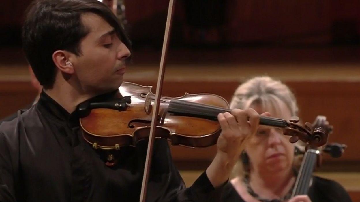 Queen Elisabeth - Daniel Kogan - Mozart, Concerto n.5