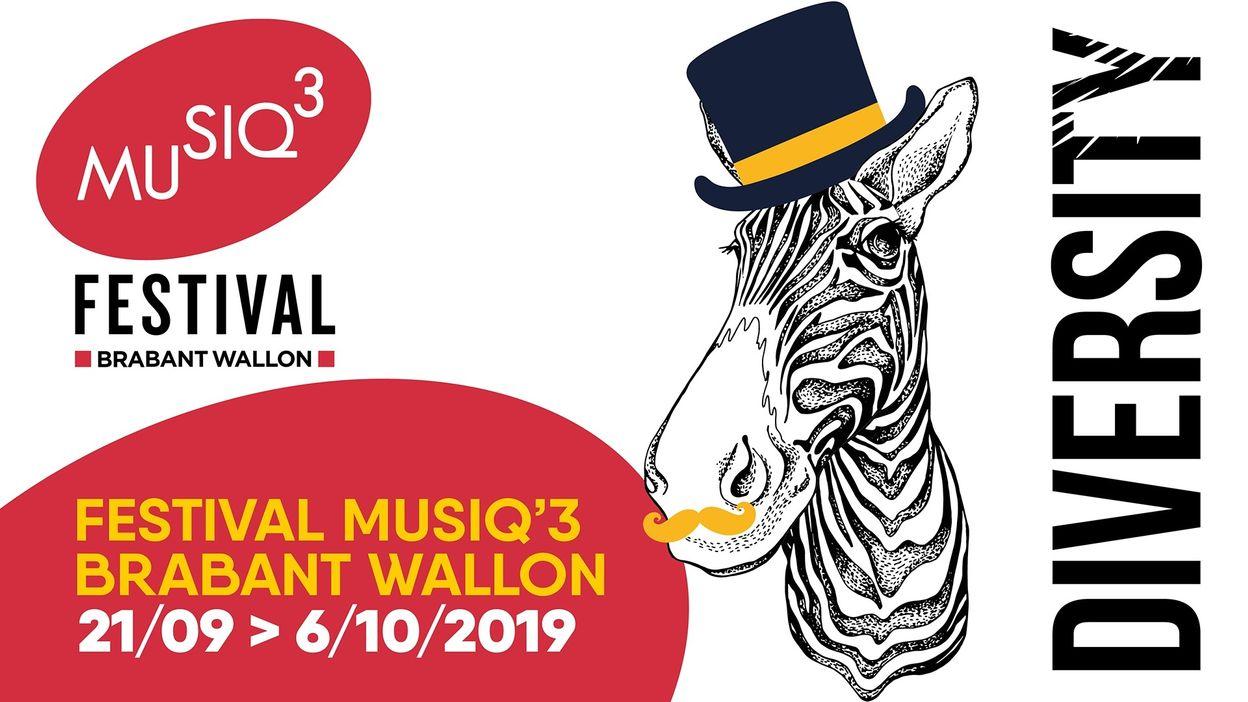 Le journal du Festival Musiq'3 Brabant wallon en radio