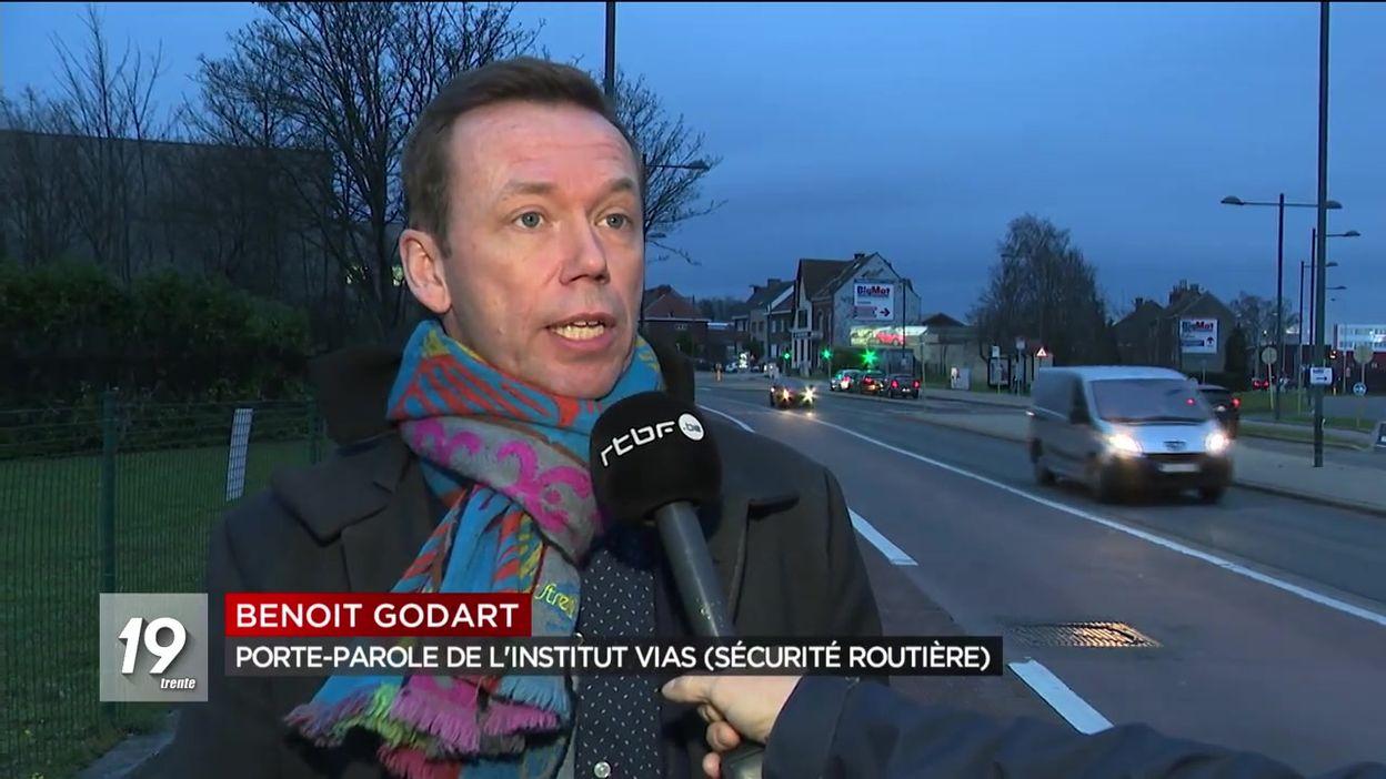 Installation de nouveaux radars tronçons en Wallonie
