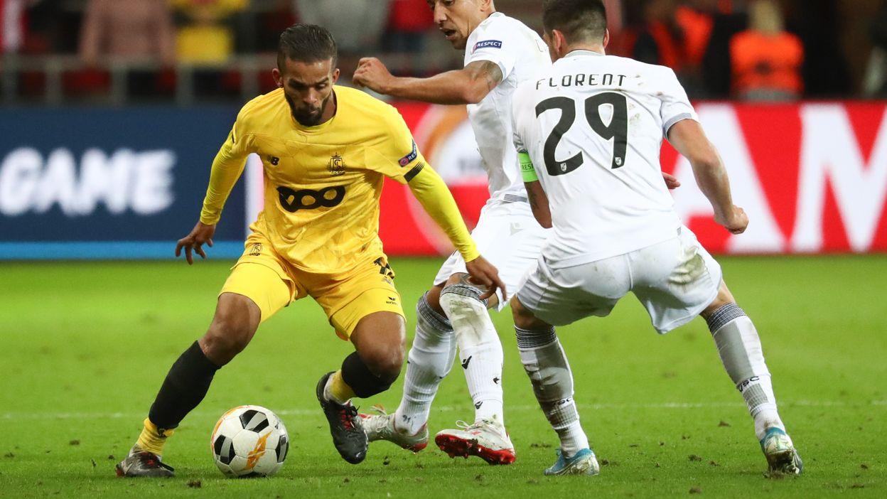 Standard - Vitoria Guimarães : 2-0