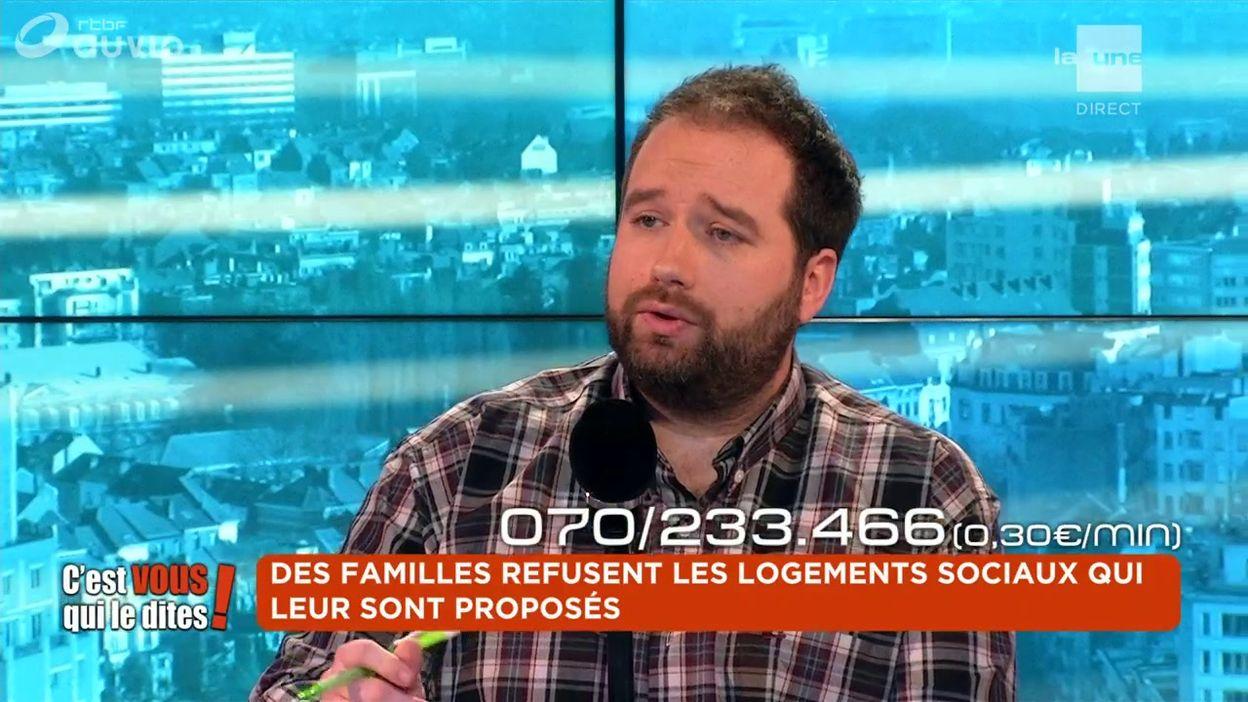 Des familles refusent les logements sociaux qui leur sont proposés