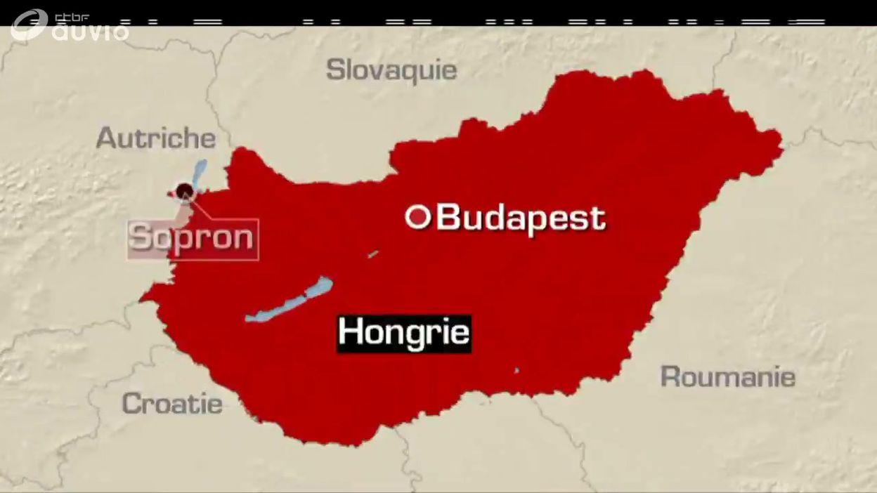 Le 19 août 1989, la Hongrie ouvrait sa frontière à l'ouest