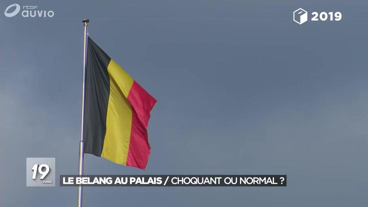 Le Vlaams Belang au Palais: choquant ou normal ?