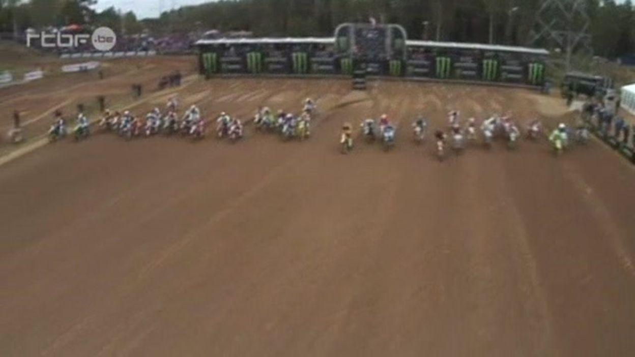 Résumé du Motocross des Nations