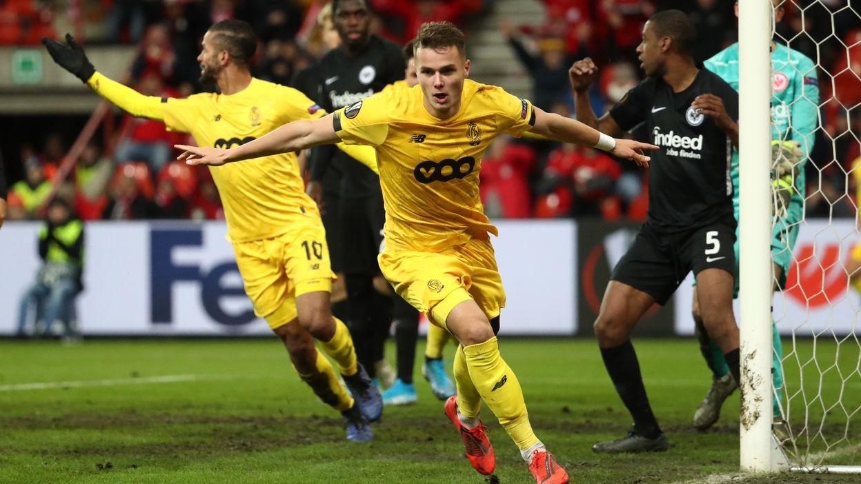 1-0 : But de Vanheusden