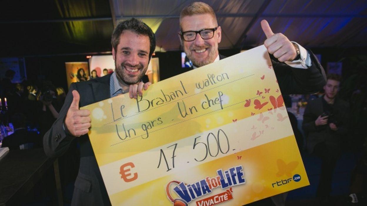 Gala IPES au profit de Viva For Life