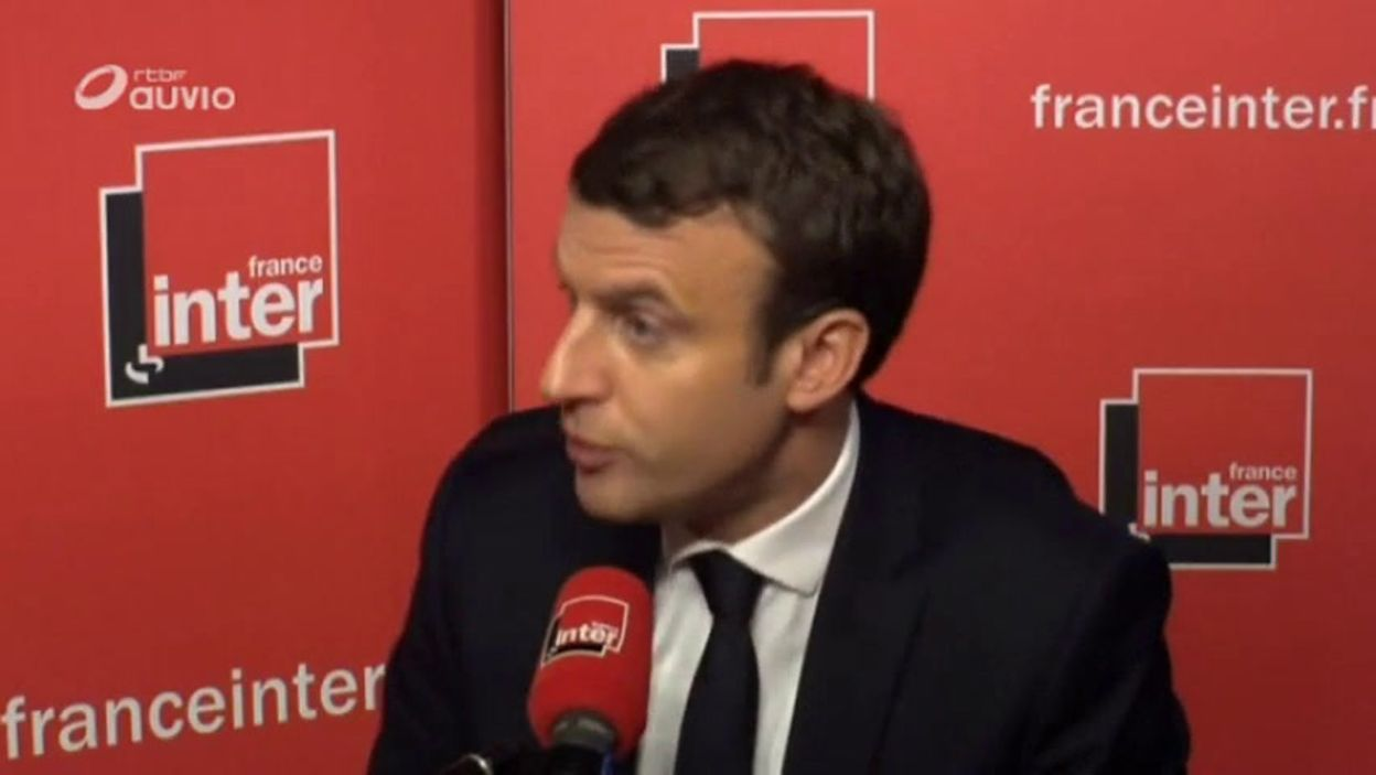 Emmanuel Macron Apres Le Debat Madame Le Pen A Montre Qu Elle N Aimait Pas La Liberte
