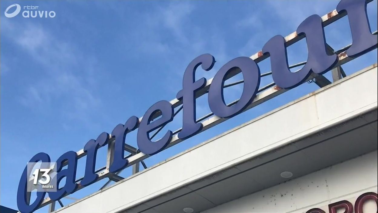 Plan de restructuration chez Carrefour
