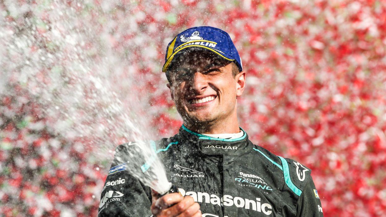 Grand Prix de Rome : Victoire de Mitch Evans