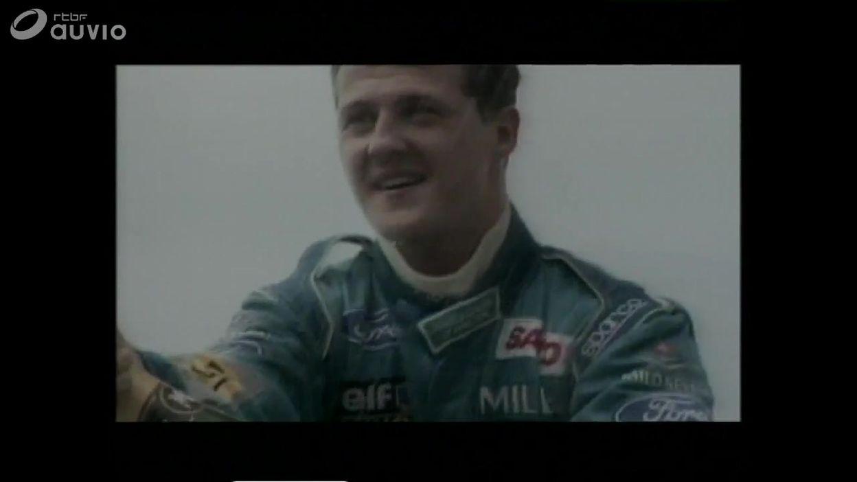 La saison du 1er titre de champion du monde de F1 de Michael Schumacher
