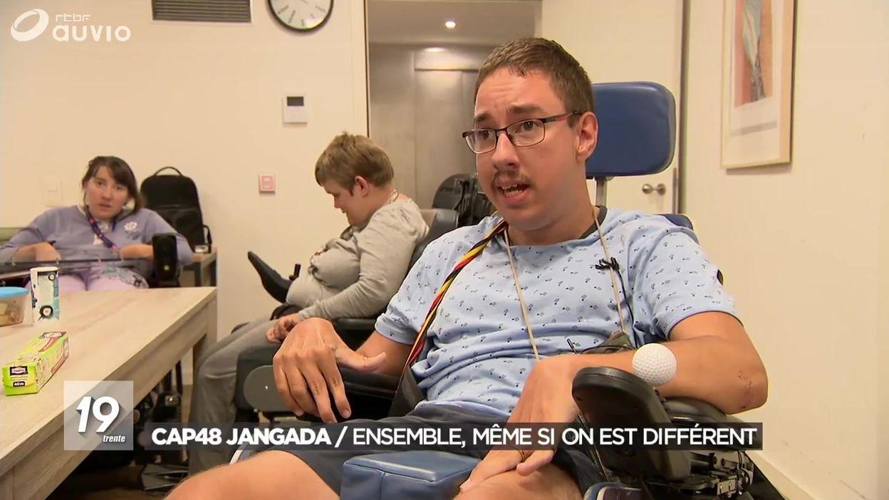 CAP48 : Jangada, ensemble même si on est différent