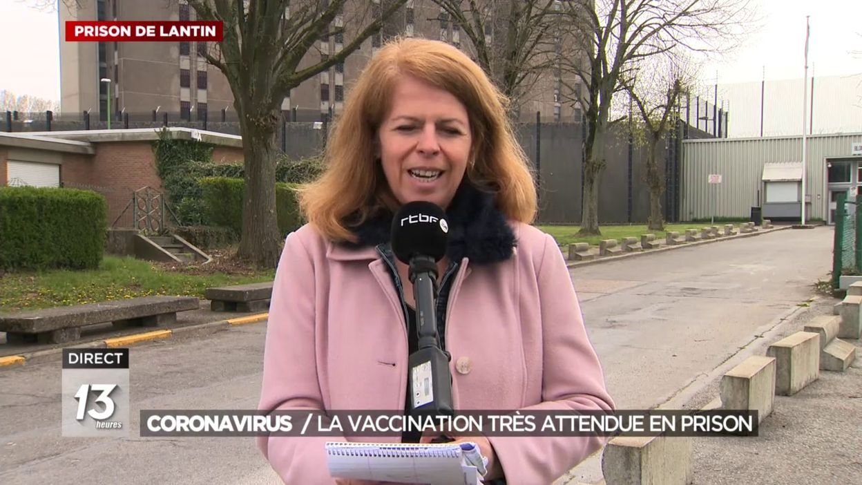Coronavirus / La vaccination très attendue en prison