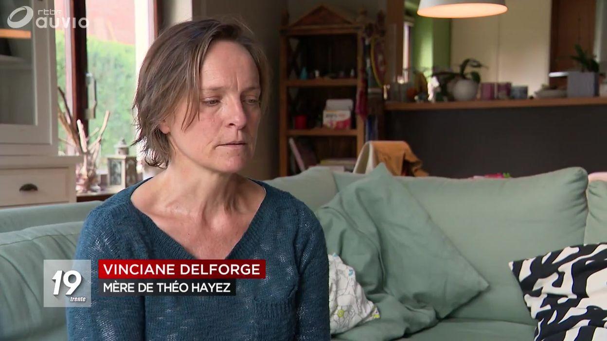 La maman de Théo Hayez disparu en Australie témoigne