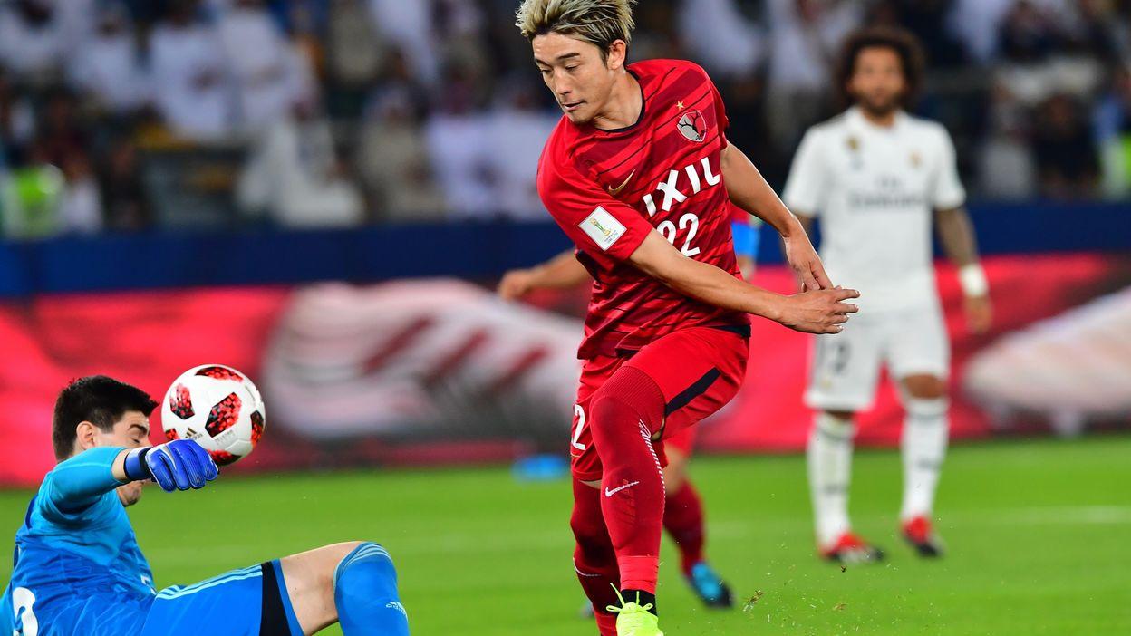 Demi-finale : Kashima Antlers - Real Madrid