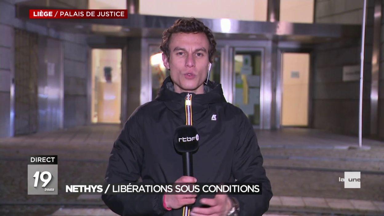 Nethys: libérations sous conditions