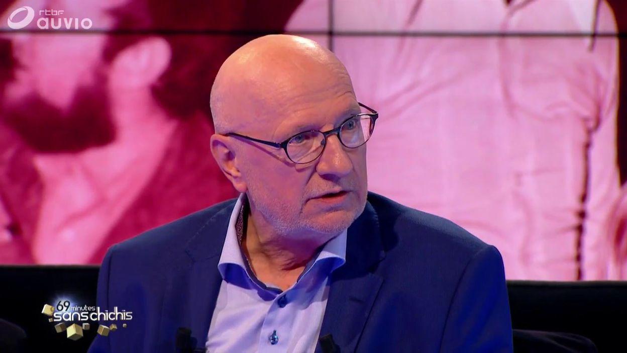 Jacques Mercier et ses talents d'interviewer