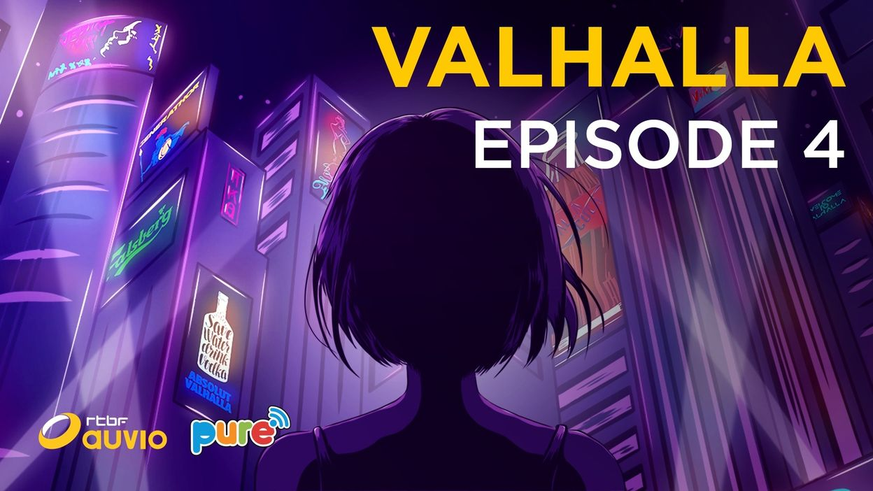 Valhalla S01E04 : Crime Alley