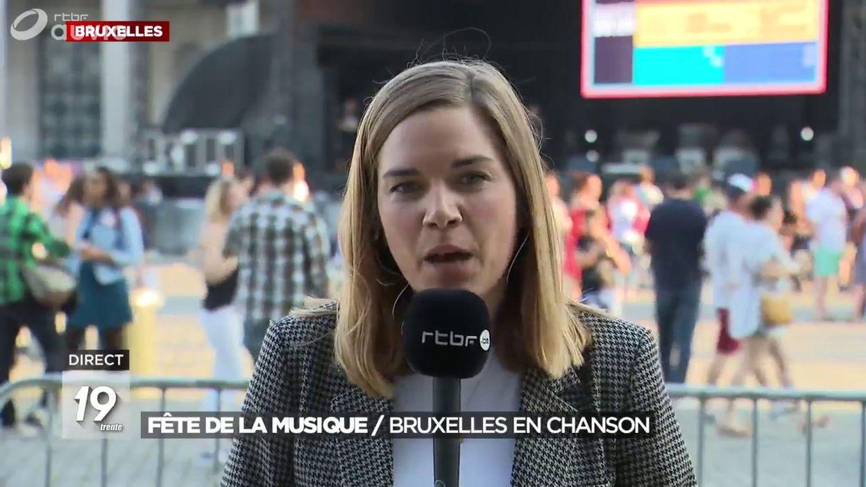 Fête de la musique - Bruxelles en chanson