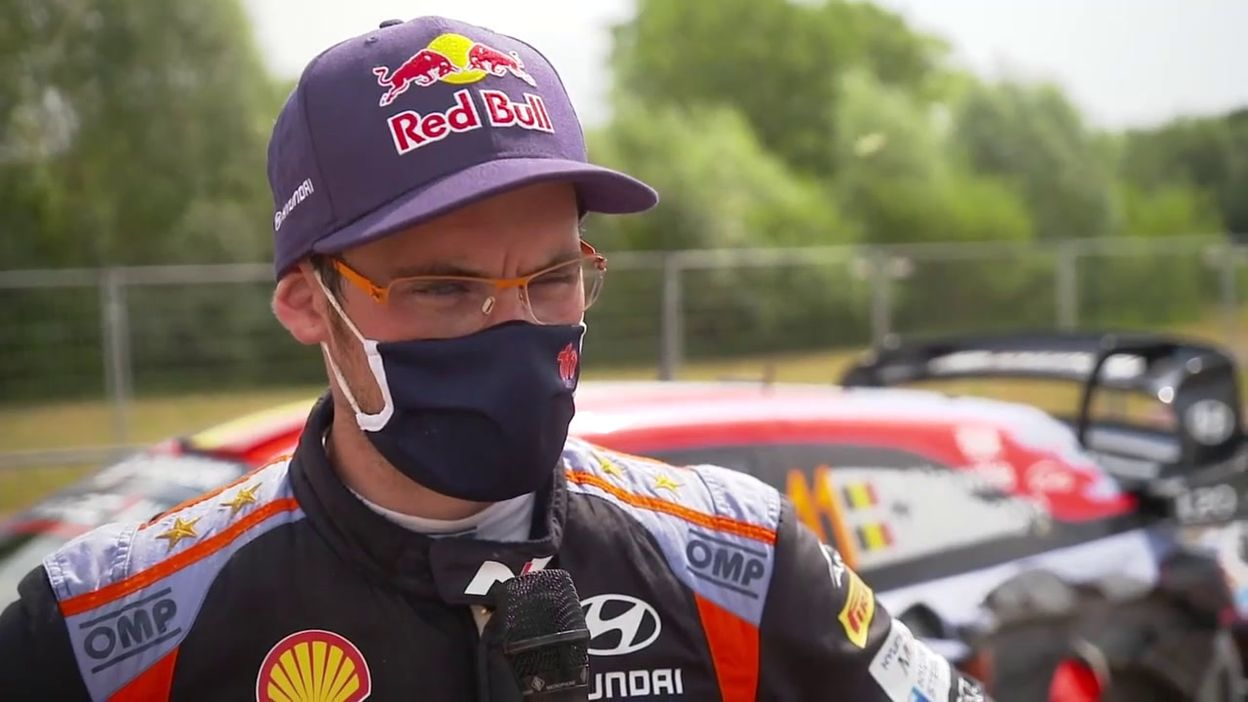 Thierry Neuville :