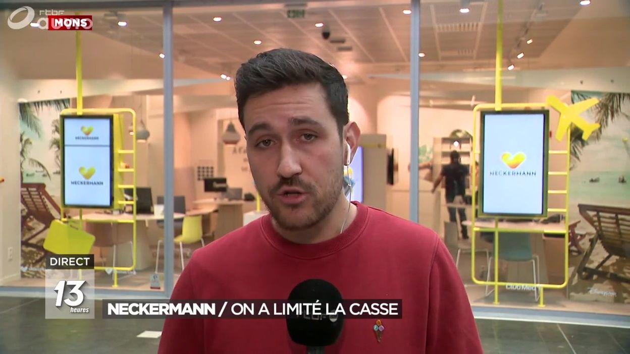 Les 62 anciennes agences Neckermann réouvrent leurs portes
