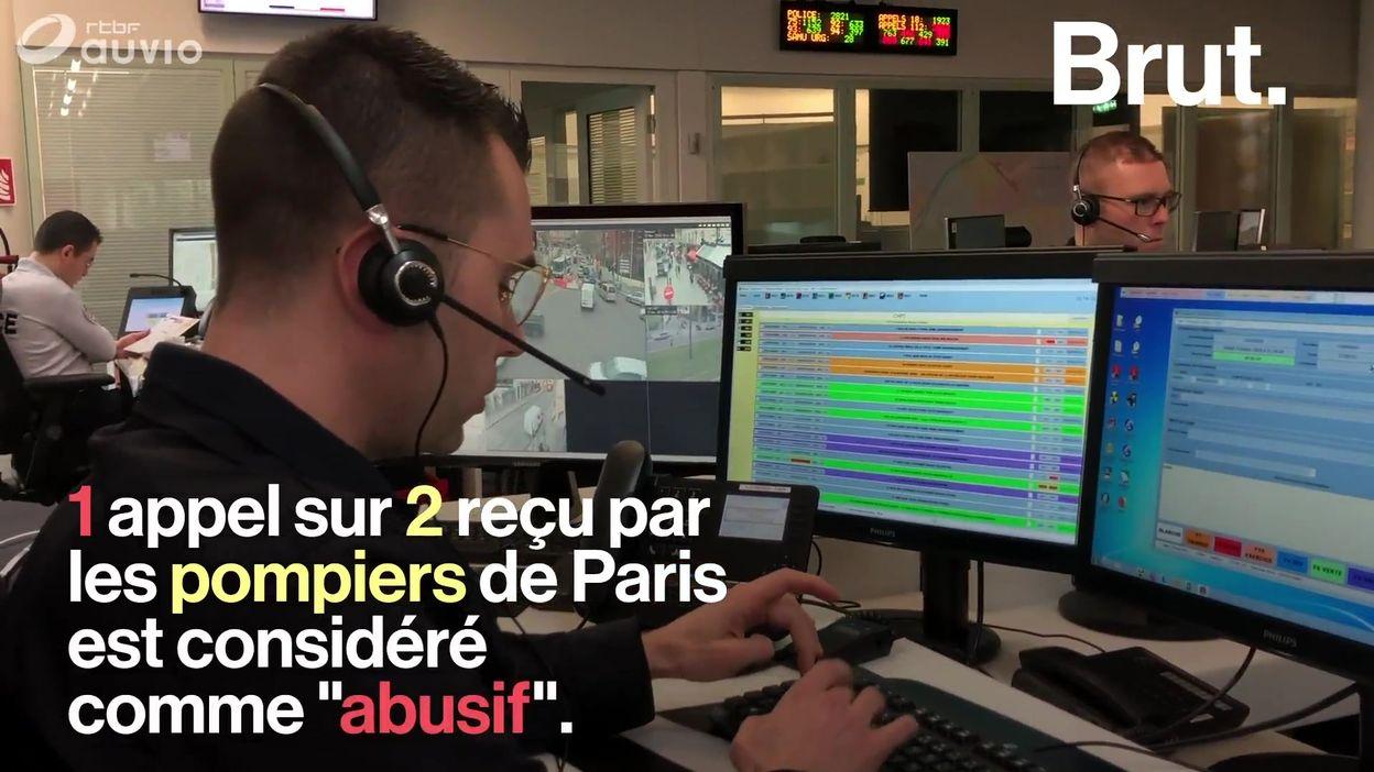Les appels d'urgence abusifs, un fléau pour les pompiers