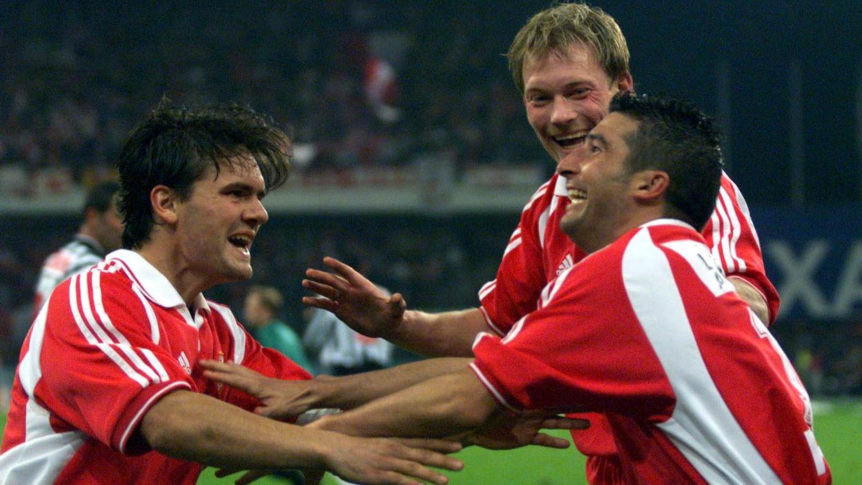 Standard - Charleroi : 20 octobre 2000 (4-0)