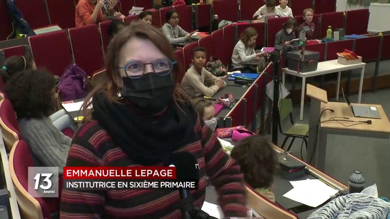 Collège du Biéreau : Panne de chauffage en plein froid