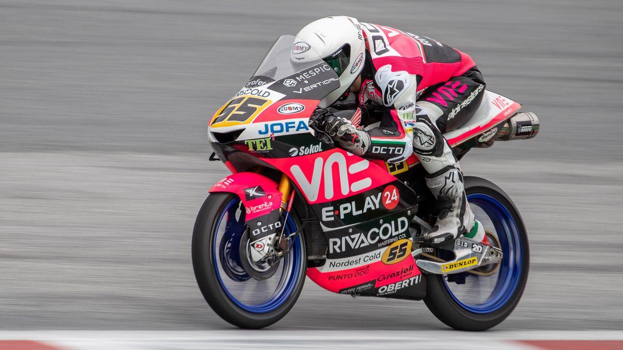 Moto3 : GP Autriche : Victoire de Romano Fenati