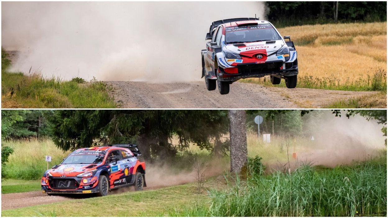 Rallye d'Estonie 2021 : Victoire de Kalle Rovanpera. Plus jeune vainqueur en WRC