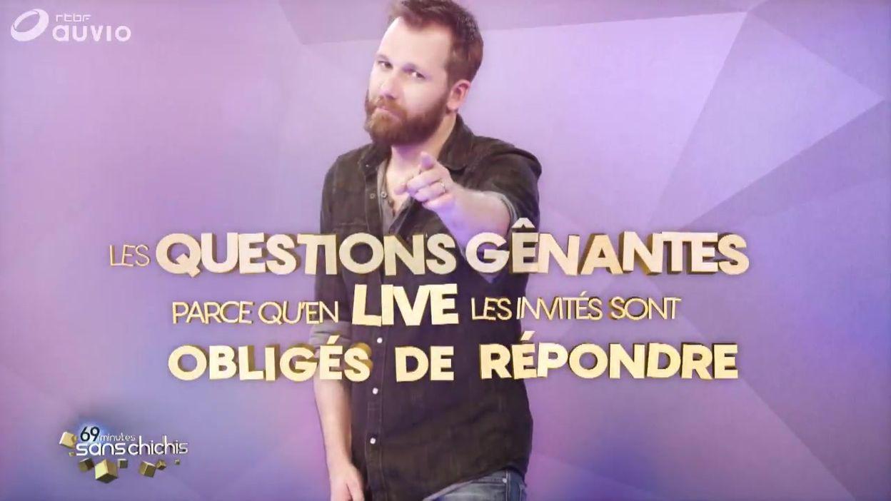 Les questions gênantes de Dan Gagnon à Chantal Goya