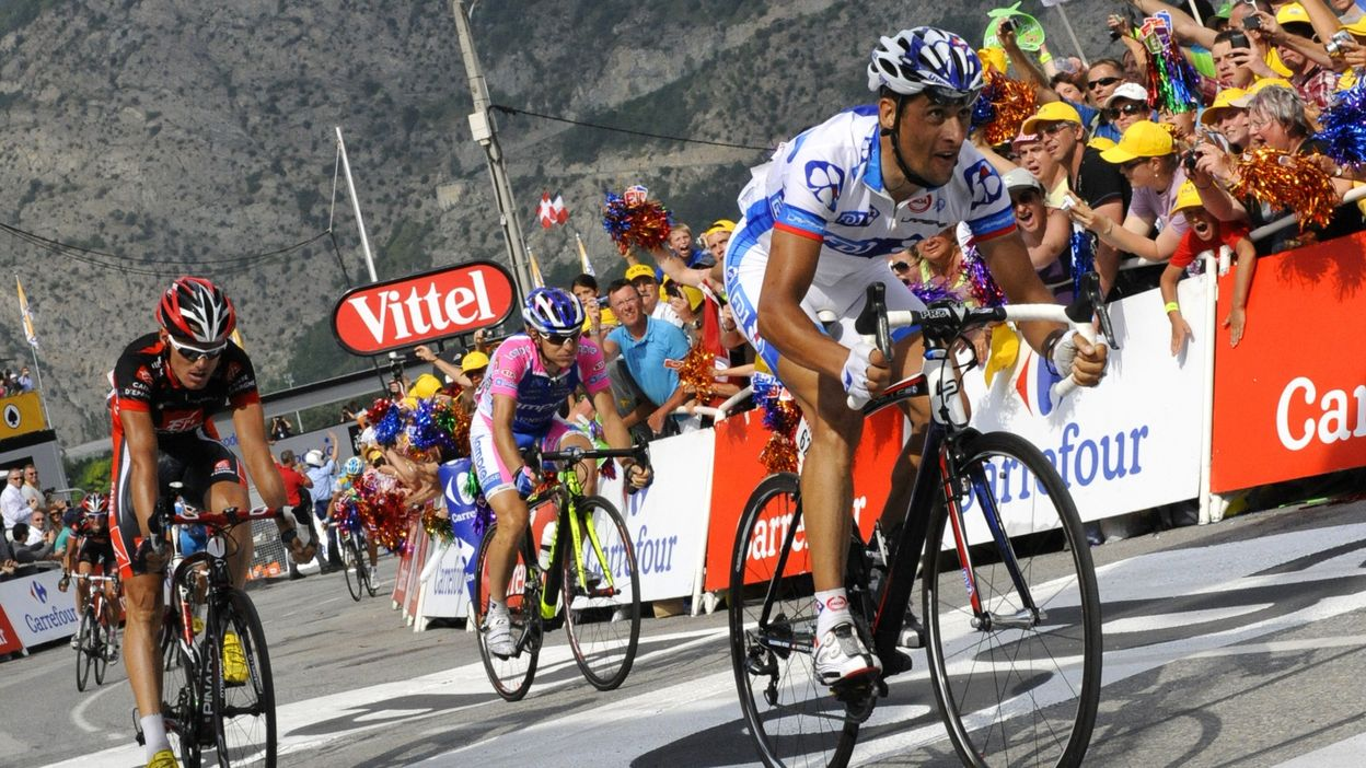 9ème étape : Morzine-Avoriaz > Saint-Jean-de-Maurienne : Victoire de Sandy Casar