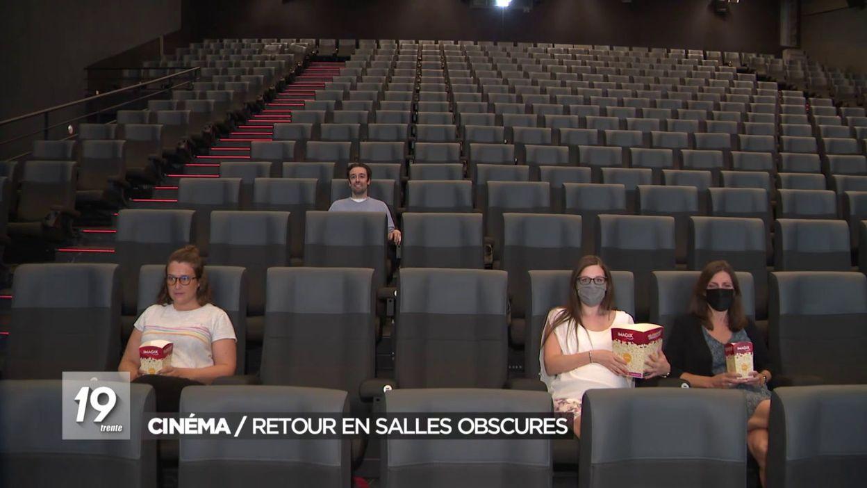 Cinéma / Retour en salles obscures