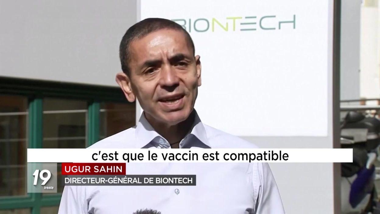Vaccin prometteur : une efficacité à 90%