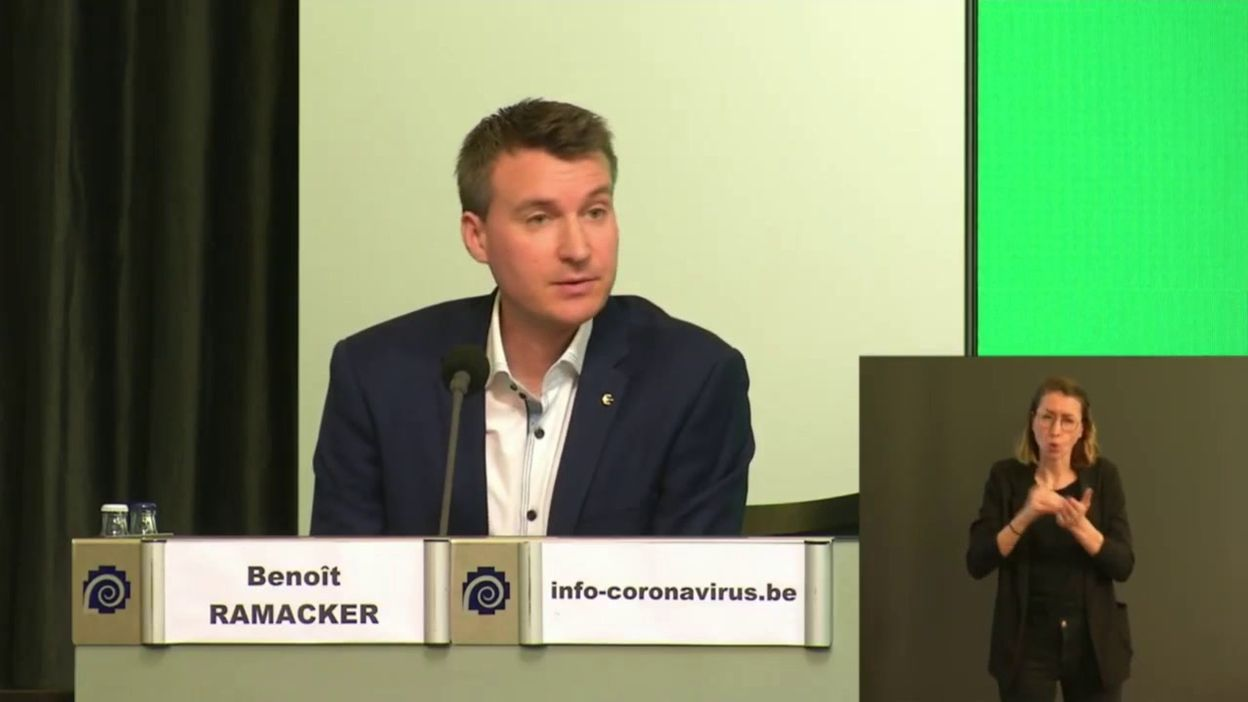 Coronavirus : dernière conférence de presse du centre de crise