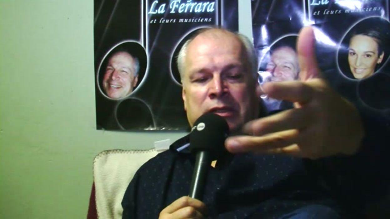 Le Meilleur de l'Humour : Interview de Betty La Ferrarra et de Pierre Theunis