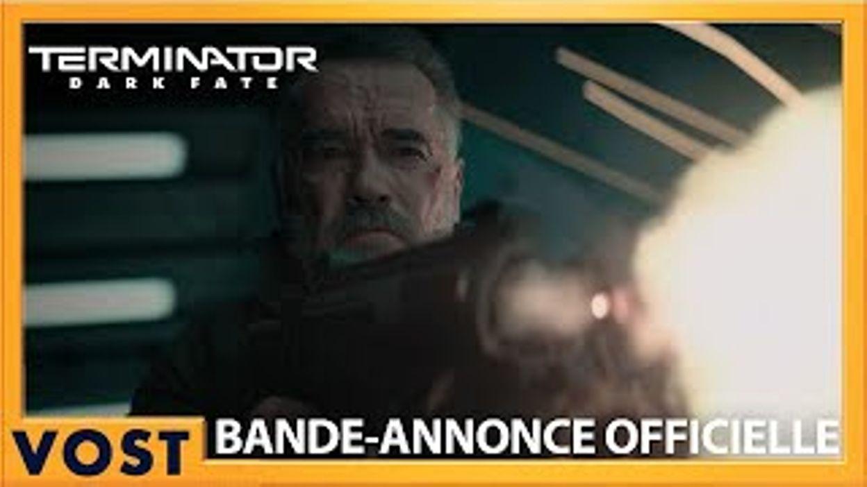 Terminator : Dark Fate   Nouvelle Bande-Annonce [Officielle] VOST HD   2019
