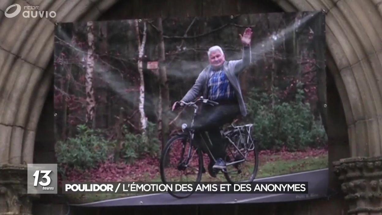 Raymond Poulidor : l'émotion des amis et des anonymes