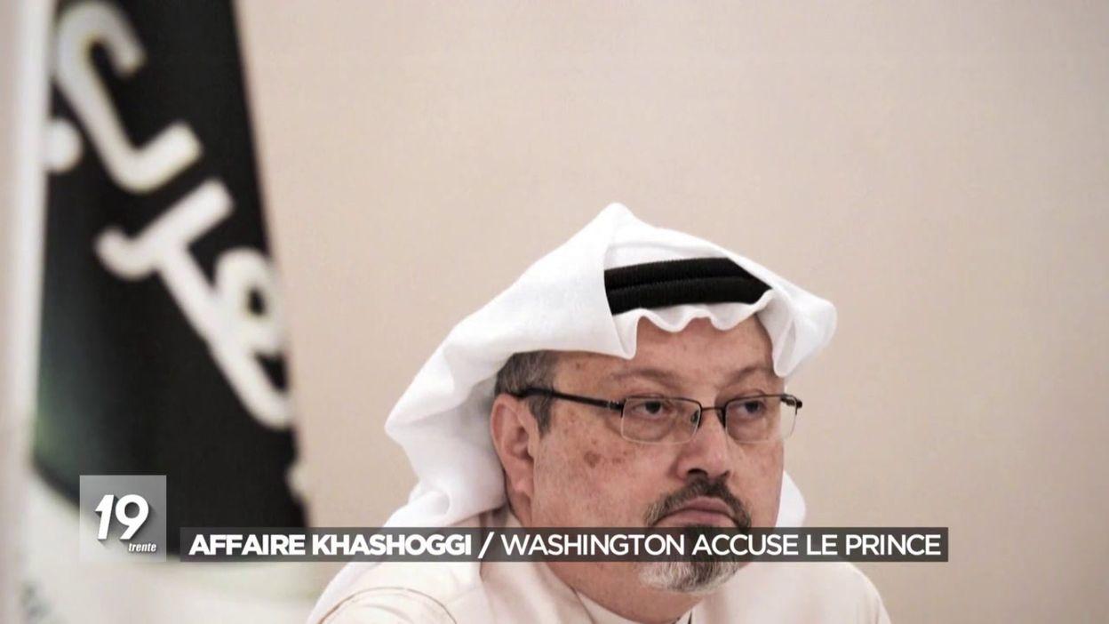 MBS a approuvé le meurtre de J. Khashoggi