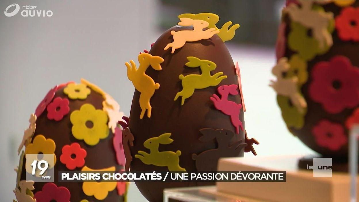 D'où vient la tradition de l'oeuf de Pâques en chocolat ?