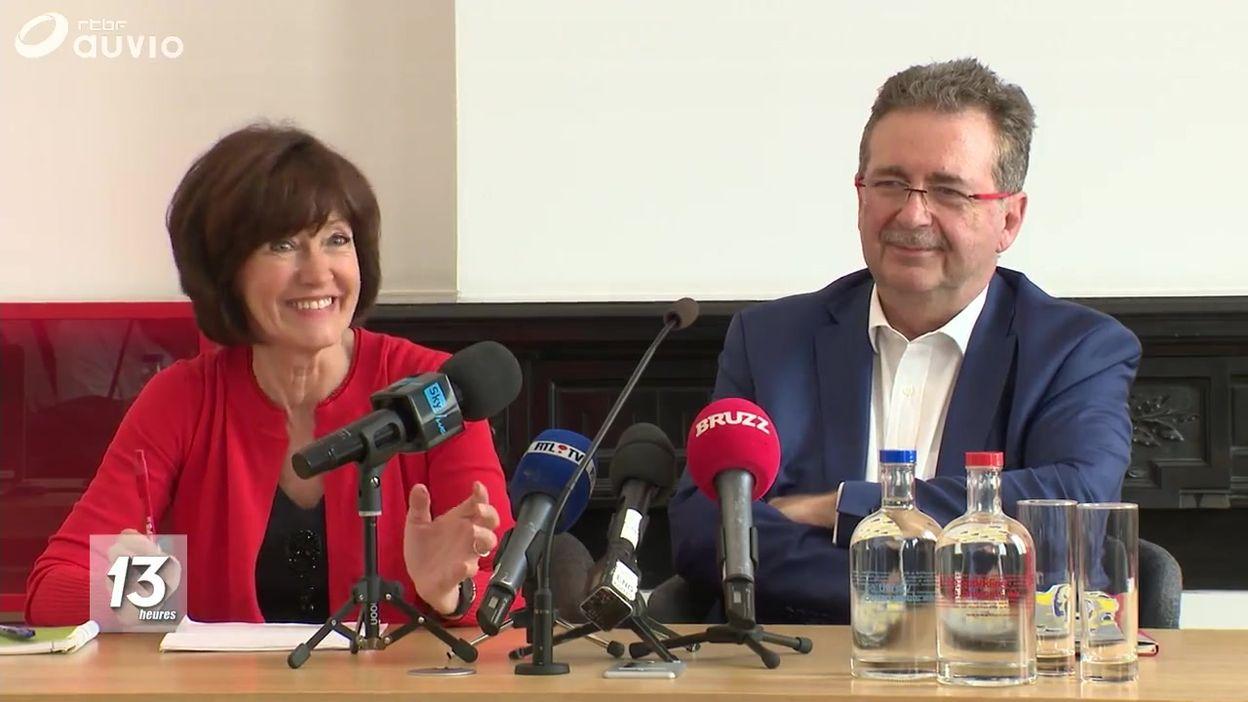 Dernières négociations : le casting du futur gouvernement bruxellois